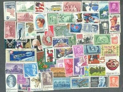United States of America stamps1000 all different collection