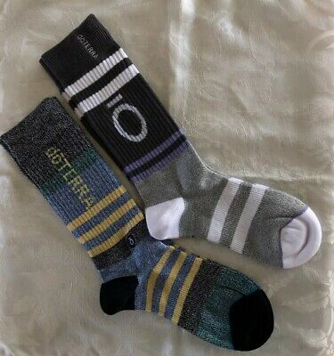 Doterra Convention Swag; 2 Pair Package-Women's Socks, L/XL. FREE SHIPPING.
