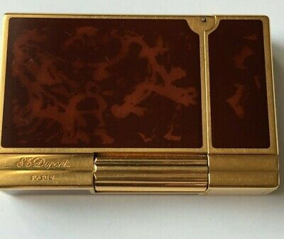 Accendino Lighter DUPONT PARIS Made in France collection vintage Laque