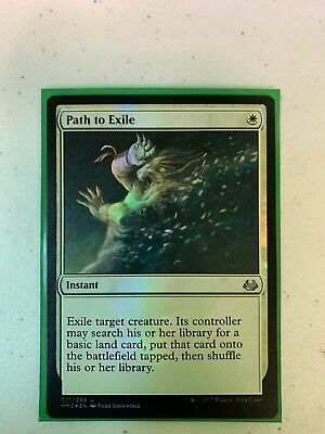 MTG Path to Exile FOIL Modern Masters 2017 Magic the Gathering NM/M
