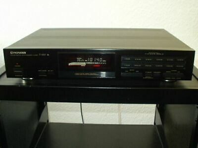 Pioneer F-449 Classy Stereo Tuner Incl. Accessories, 12 Month Warranty