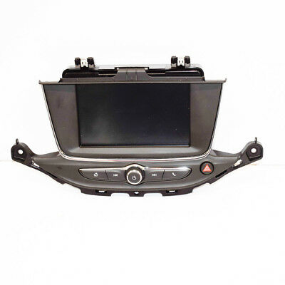 Opel Astra K Multifunktions Display Einheit 39026780 42342511 2016