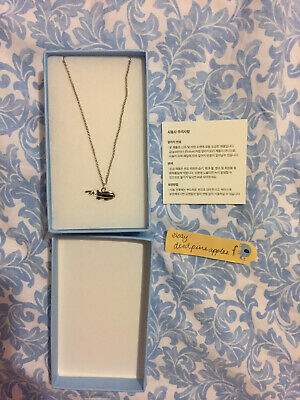 BTS Love Myself Unicef Campaign Necklace Official MD Bangtan Boys