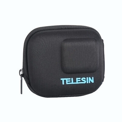 TELESIN Mini Portable Storage Bag Protection For GoPro 7/6/5 Sport Action Camera