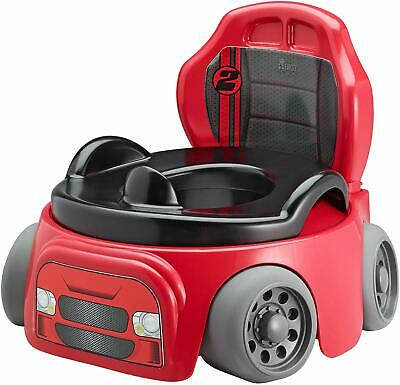 Red Racer Potty Toddler Toilet Training Portable Seat *NEW* Baby Car