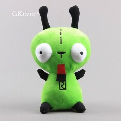 Alien Invader Zim Dog Suit Gir Robot Holiday Plush Doll Toy 5 In Christmas Gifts
