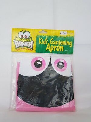 Kid apron - Insect Lore Kids gardening apron. NEW