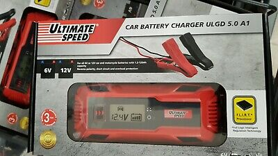 Utimate Speed Battery Charger10 Ulgd 5.0 A1-   Easy Auto Care