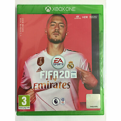 Fifa 20 XBOX ONE + Card Wallet New and Sealed IN STOCK NOW