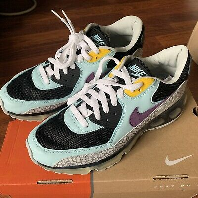 the sale of shoes buying new shades of DS NIKE AIR Max 90 360 315351-415 One Time Only Foot Patrol ...