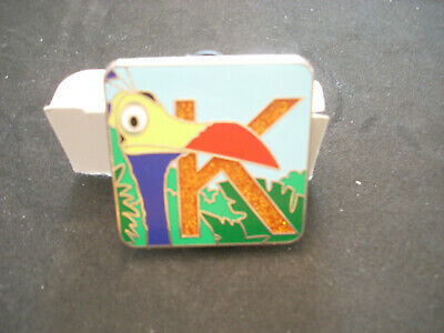 "Disney Parks Pin Pixar Alphabet Mystery Collection ""K"" Kevin - Chaser"