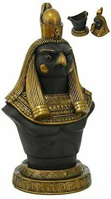 Pacific Giftware Ancient Egyptian God Horus Collectible Figurine Box