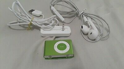 Apple iPod  A1204 with Earphones and Dock, 1Gb,  Works