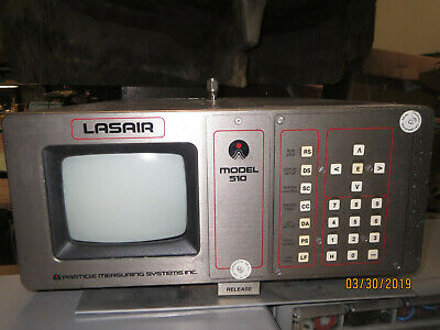 Lasair 1510 Particle counter, clean room, 0.5 to 10 microns