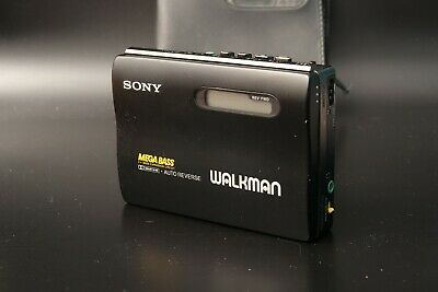 Sony WM-EX50 Walkman New Belt and Working (please read)