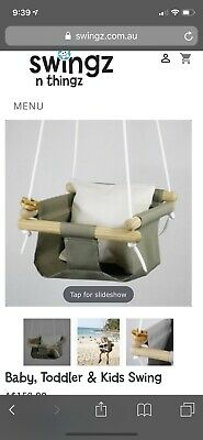 Baby/toddler swing