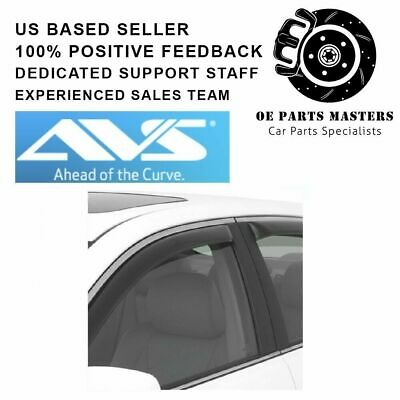 Auto Vent Shade AVS 194472 4pc Smoke In-Channel Ventvisor for Chevy Sonic Sedan