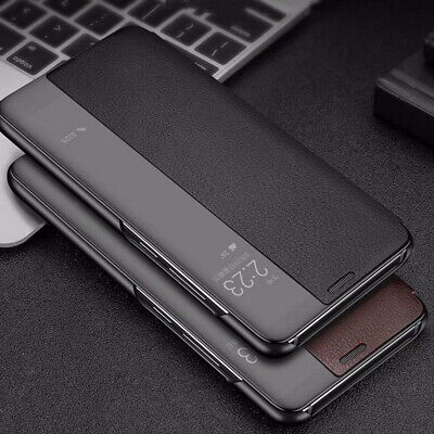For Huawei P30 Pro P20 Mate 20 10 Lite Smart View Window Flip Leather Case Cover