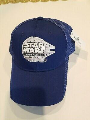 2019 Disney Parks Star Wars Galaxy's Edge Opening Day Cast Hat Cap BNWT
