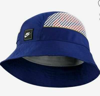 New Nike Action SB Skate Board Greetings From Bucket Cap Hat
