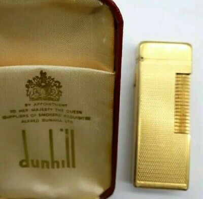 Accendino Lighter DUNHILL da collezione collection vintage