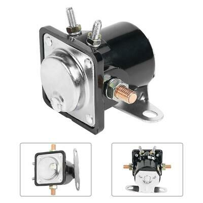 SW-3 Starter Relay Solenoid with 4 Terminal for Ford 12V Heavy Duty Car Truck