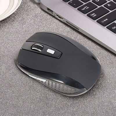 2.4GHz Wireless Optical Mouse Mice USB Receive For PC Laptop Mac Cordless