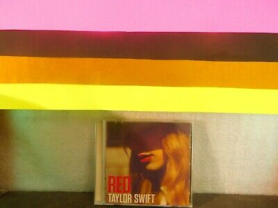Taylor Swift * Red  ( CD,