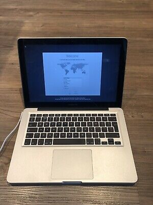 "Apple MacBook Pro (2012) MD101B/A 13"" 2.5GHz Intel Core i5 4GB SDRAM 500GB HD"