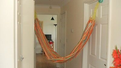 Hammock Authentic South America Cotton Hamaca