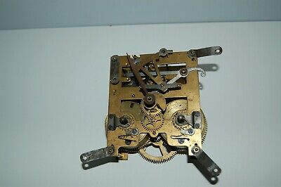 Antique Chiming Clock Movement for Restoration  (MV 24)