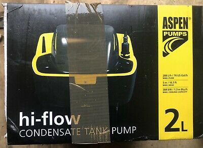 Aspen Hi-flow Pump 2L