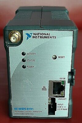 National Instruments WSN-9791 Ethernet Gateway Device