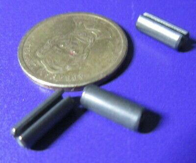 "Steel Slotted Spring Pin, 1/8"" Dia x 1/2"" Length, 500 pcs"