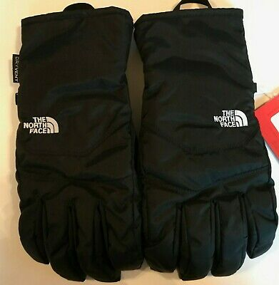 Nwt Men's The North Face Waterproof Gloves Tnf Black Large  $50 Free Shipping!