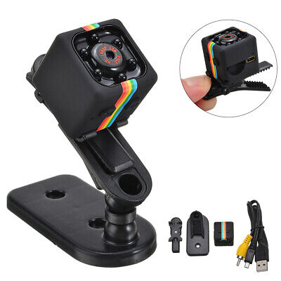 Sq11 Hd 1080P Mini Dv Micro Camera Macchina Fotocamera Visione A Full Light