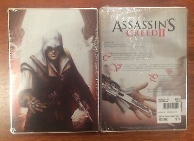 Steelbook Assassin's Creed Ii Exclusivo Fnac Precintado!