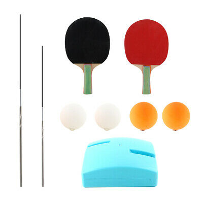 Ping pong Ping Pong Set 2 giocatori Include 4 palline Set da gioco con due