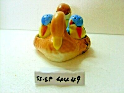 swans salt pepper mustard salt and pepper shakers