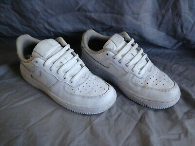 Nike Air Force 1 Junior Uk Size 1.5 Great Condition