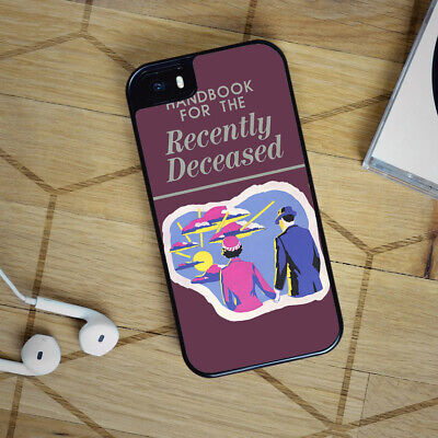 Beetlejuice Handbook for the recently iPhone X 8 7 6 6s Samsung S9 S7 S6 case