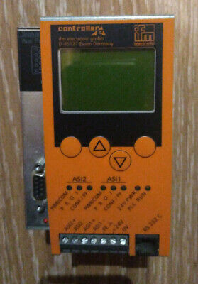 IFM AC1028 AS-i double Controller