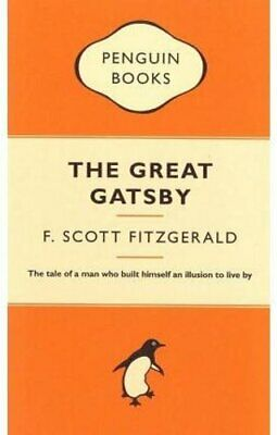 The Great Gatsby by F. Scott Fitzgerald 9780141389936 | Brand New