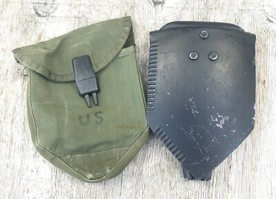 US Army ALICE Entrenching Tool E-Tool  Genuine Military Issue Shovel Spaten