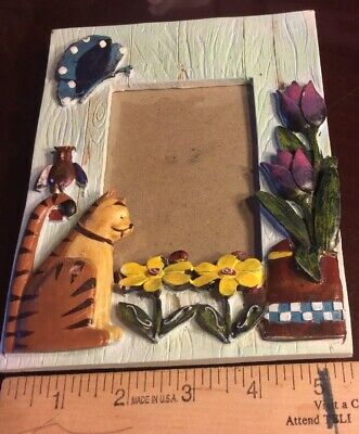 Picture Frame, Used, No Damage For Your Favorite Photo.