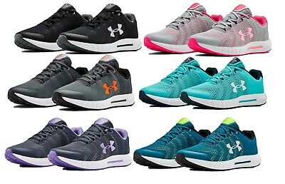 Under Armour Kids Girls Grade School UA Pursuit BP Running Shoes Sneakers NEW