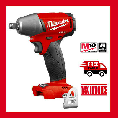 "Milwaukee M18FIWF12-0 18V Li-ion Cordless Fuel NEXT GEN 1/2"" Impact Wrench - M18"