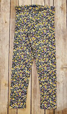 Girls Old Navy sz 5 XS Floral Leggings New Tags