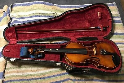 E. R. Pfretzschner 1956. Violin repro of Antonius Stradivarius West Germany