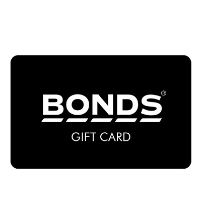 Bonds Gift Card - Email Delivery